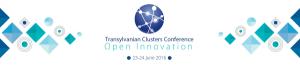 Transsylvanian Cluster conference logo